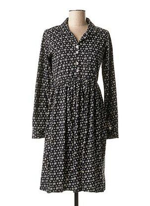 Robe courte noir ALLER SIMPLEMENT pour femme