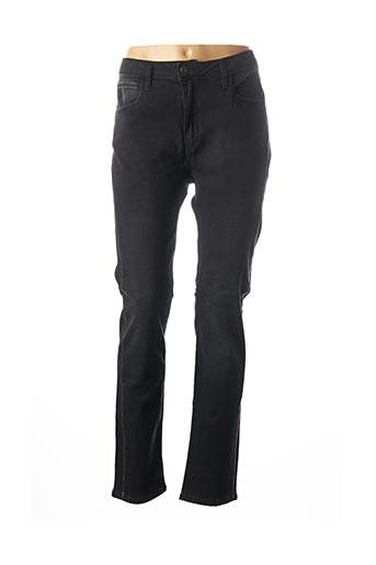 Jeans coupe slim noir LE PETIT BAIGNEUR pour femme