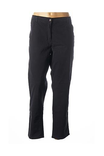 Pantalon casual bleu MAE MAHE pour femme