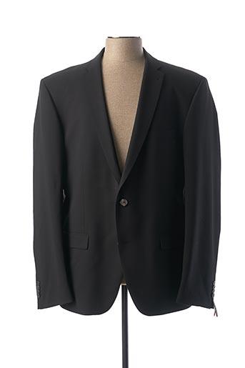 Veste chic / Blazer noir ROY ROBSON pour homme