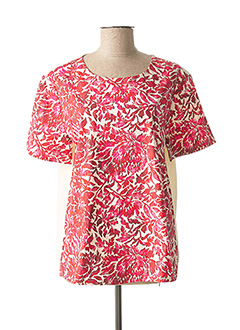 Top rose WEEKEND MAXMARA pour femme