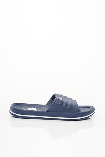 Mules/Sabots bleu SURFBISCUS pour homme