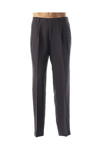 Pantalon casual noir BUCCINO pour homme