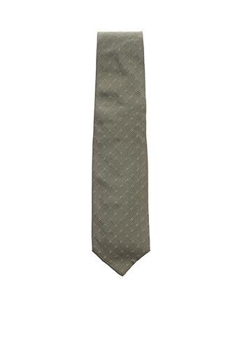 Cravate vert CARNAVAL DE VENISE pour homme
