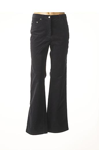 Pantalon casual bleu JENSEN pour femme