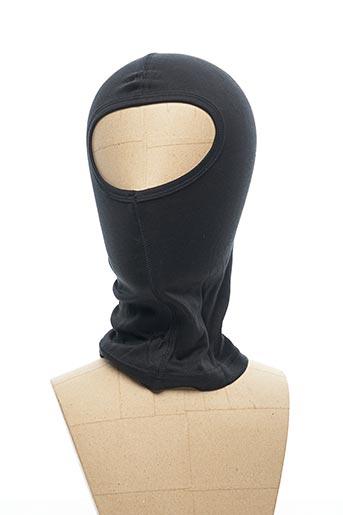Bonnet noir MONNET pour femme