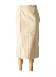 Jupe longue beige CREEKS pour fille