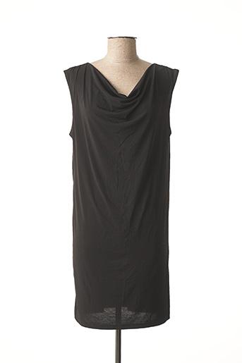 Robe courte noir ESPERANCE pour femme