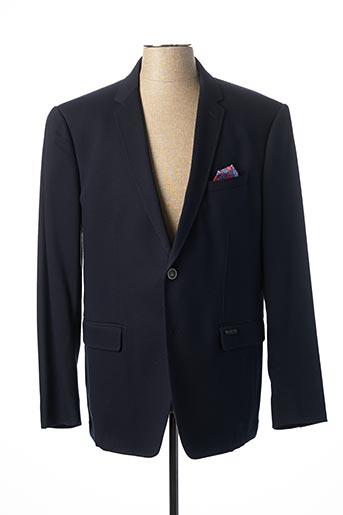 Veste chic / Blazer bleu MISE AU GREEN pour homme