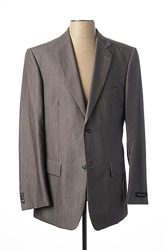 Veste chic / Blazer gris M.E.N.S pour homme