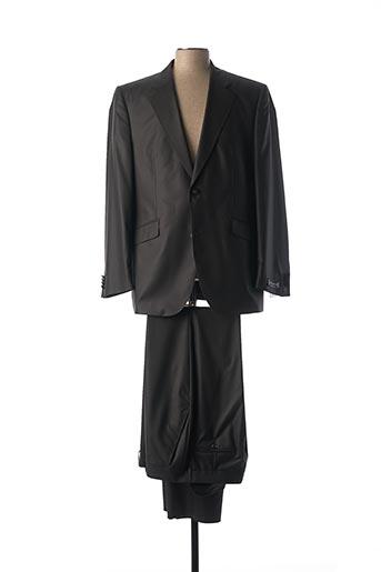 Costume de cérémonie noir GUY LAURENT pour homme