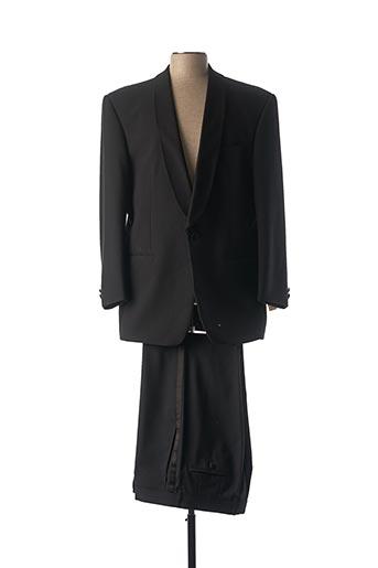Costume de ville noir LICONA pour homme