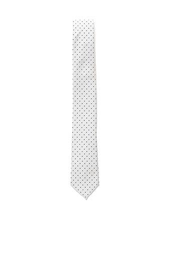 Cravate beige TOUCHE FINALE pour homme