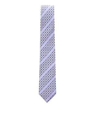 Cravate violet SEIDEN STICKER pour homme
