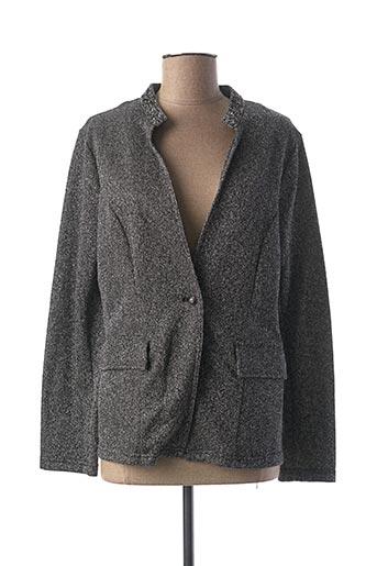 Veste chic / Blazer gris FRED SABATIER pour femme