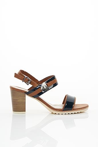 Sandales/Nu pieds marron MARCO TOZZI pour femme