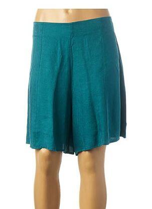 Jupe short vert SURKANA pour femme