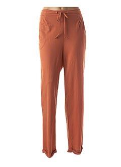 Pantalon casual orange HUMILITY pour femme