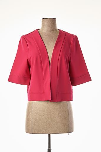 Veste chic / Blazer rose GRIFFON pour femme