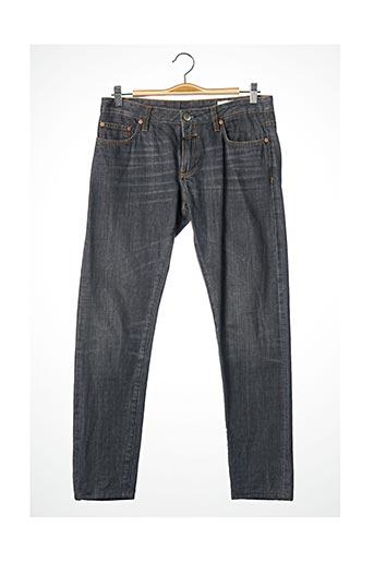 Pantalon 7/8 gris CLOSED pour femme