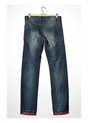 Pantalon casual bleu MARITHE & FRANCOIS GIRBAUD pour femme seconde vue