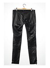 Pantalon casual noir BARBARA BUI pour femme seconde vue