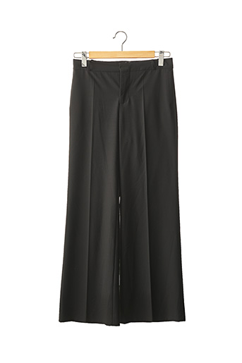 Pantalon chic noir ZARA pour femme