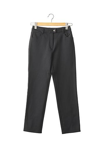 Pantalon casual noir BARBARA BUI pour femme