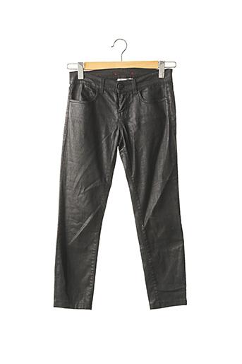 Pantalon casual noir PINKO pour femme