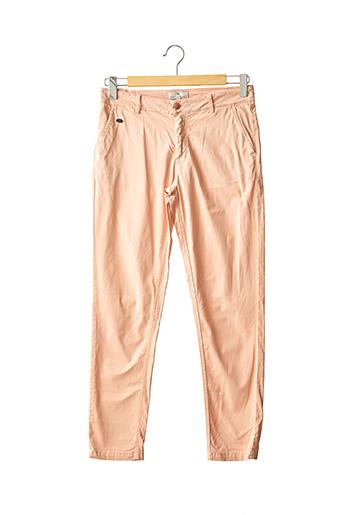 Pantalon casual rose ESSENTIEL pour femme