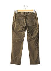 Pantalon casual vert PAUL & JOE pour femme seconde vue