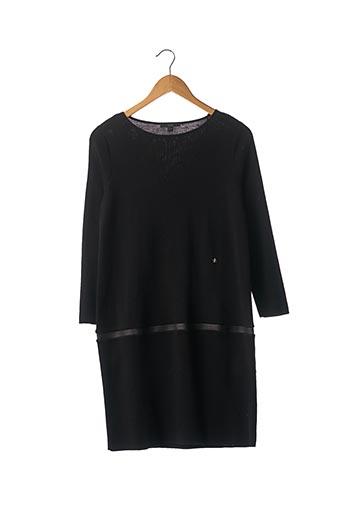 Robe pull noir COS pour femme
