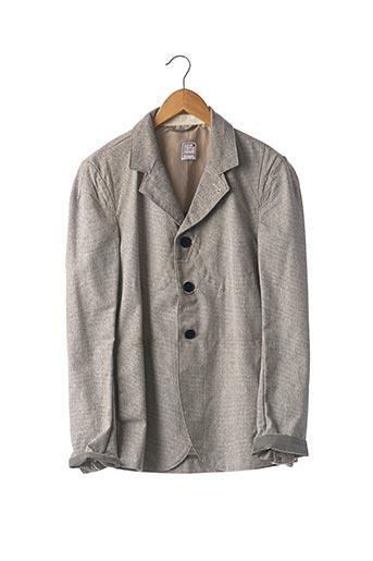 Veste casual gris MARITHE & FRANCOIS GIRBAUD pour femme