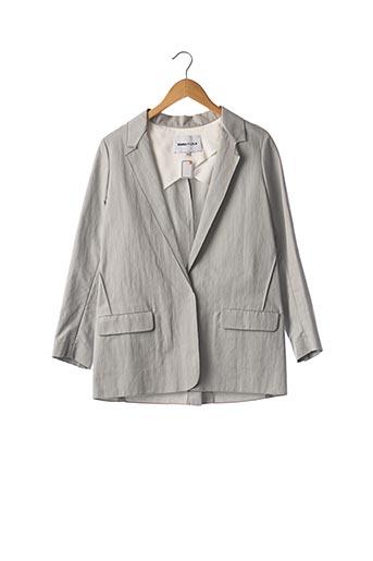 Veste chic / Blazer gris BIMBA Y LOLA pour femme