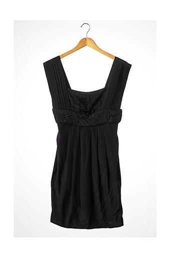 Robe courte noir BETTY BLUE pour femme