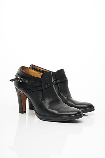 Bottines/Boots noir ATELIER VOISIN pour femme