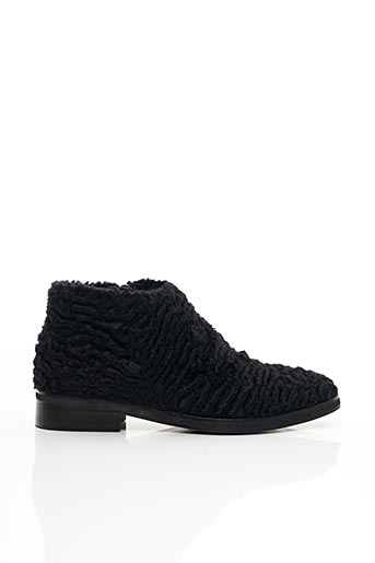 Bottines/Boots noir COLORS OF CALIFORNIA pour femme
