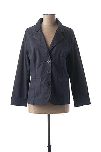 Veste chic / Blazer bleu FELINO pour femme