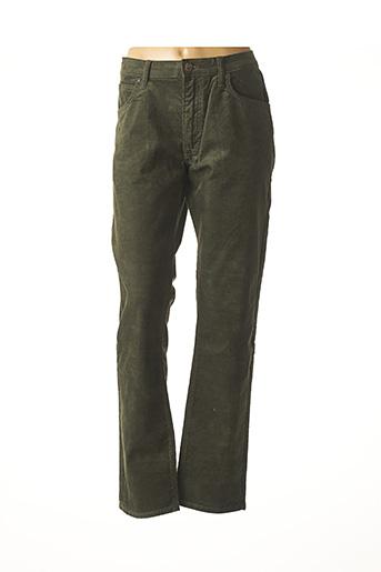 Pantalon casual vert LEE pour homme