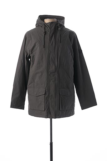 Parka vert PULL IN pour homme