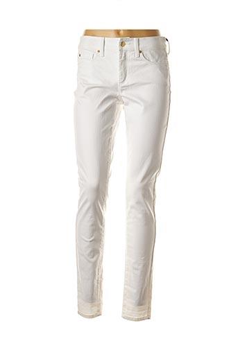 Jeans skinny blanc NYDJ pour femme