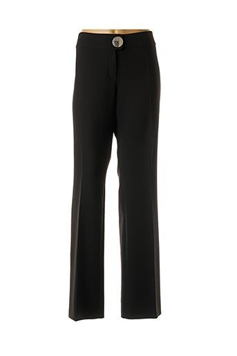 Pantalon chic noir CAROLINE BISS pour femme