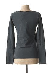 T-shirt manches longues vert FRANKLIN MARSHALL pour femme seconde vue