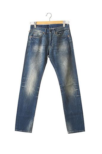 Jeans coupe slim bleu RALPH LAUREN pour homme