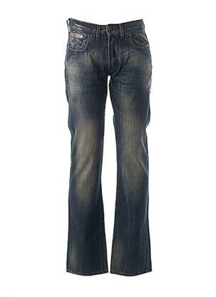 Jeans coupe slim bleu ENERGIE pour homme
