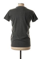 T-shirt manches courtes gris FRANKLIN MARSHALL pour homme seconde vue