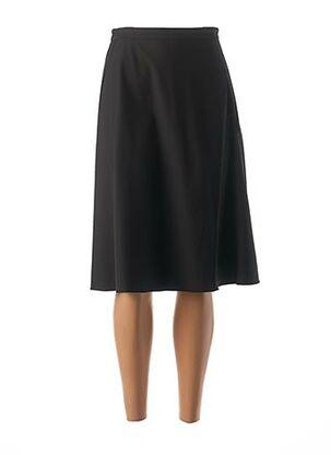 Jupe mi-longue noir COP COPINE pour femme