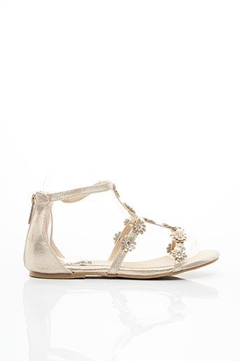 Sandales/Nu pieds rose XTI pour fille