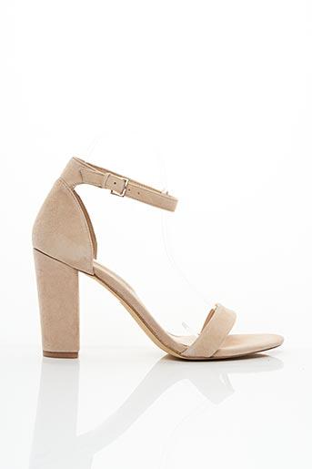 Sandales/Nu pieds rose ALDO pour femme