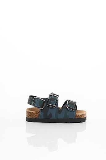 Sandales/Nu pieds bleu COLORS OF CALIFORNIA pour garçon